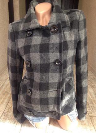 #пальто клетка#пальто#жакет#пиджак#демисезонное пальто#