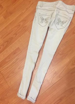 Фирма super skinny супер джинси