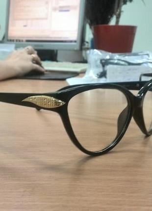 Очки для работы за компьютером. имиджевые очки