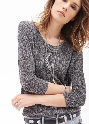 Новый свитер кофта forever 21