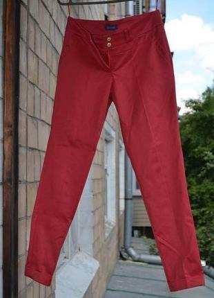 Летние брюки со стрелкой