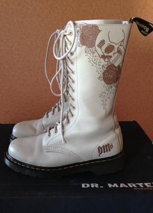 Ботинки высокие dr. martens оригинал