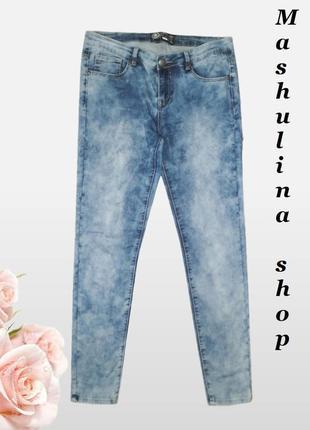 Облегченные джинсы фирмы new look