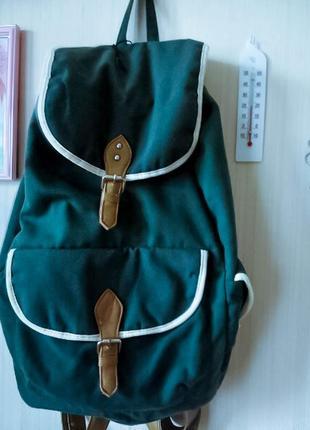 Atmosphere рюкзак зелёный вместительный