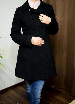 Кашемировое классическое пальтишко от pimkie