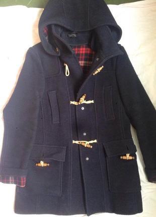 Зимнее пальто topshop