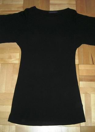 Стильная черная туника just woman 44-46 р.