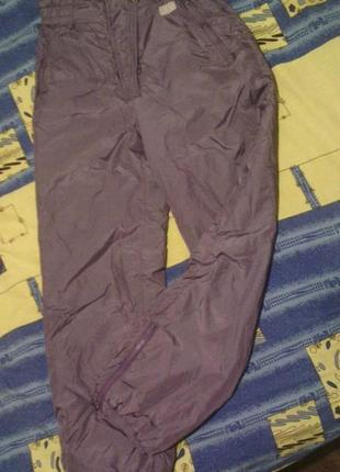 Теплые штаны etirel