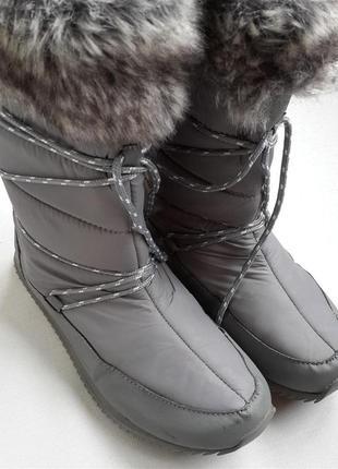 Зимові дутики спортивні сапожечки від f&f