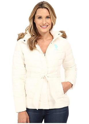 Женская куртка  u.s. polo