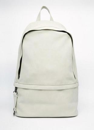 Новый рюкзак из нубука dark future