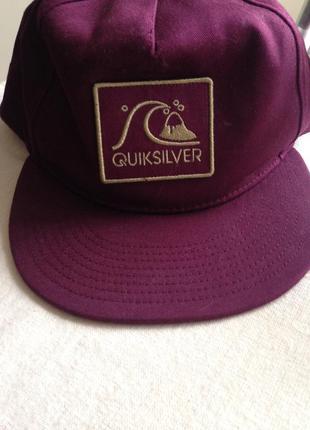 Кепка quicksilver full cap