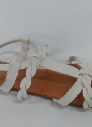 Босоножки сандалии f&f новые р 40-41