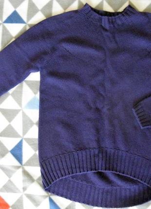 Шерстяной свитер folgore milano, размер м