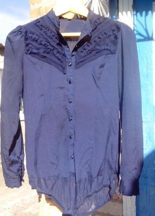 Рубашка боди ,размер 46-48