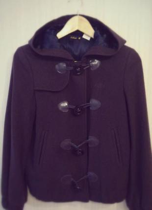 Короткое кашемировое пальто killah