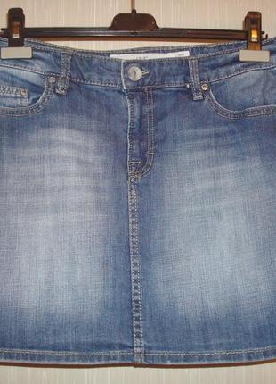 Джинсовая юбка h&m. большой выбор юбок.