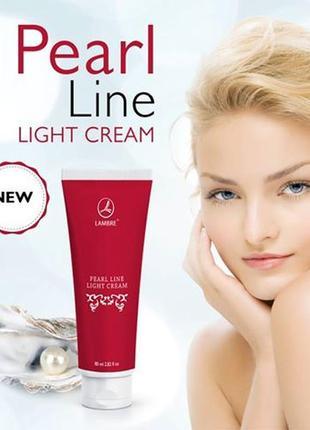 Крем увлажняющий pearl line light 80 ml франция