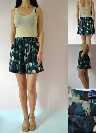 Хлопковая юбка gap(s-m)