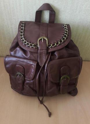 Городской рюкзак из кожзама,под кожу atmosphere 101614