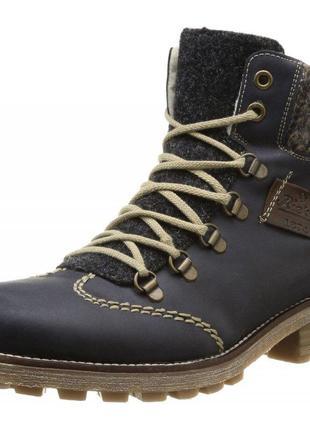 Зимние ботинки rieker z0444-15