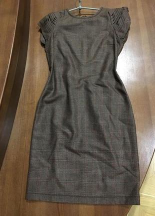 Шерстяное платье paul smith