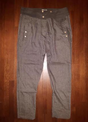 Оригинальные укороченные брюки от hoss! p.-40