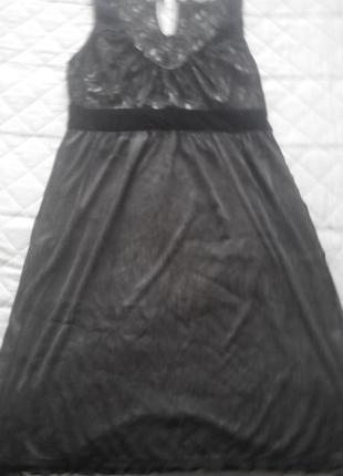 Платье праздничное mango