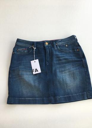 Юбка джинсовая hilfiger