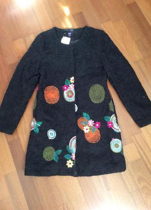 Новое пальто anna sui