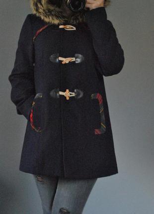 Пальто дафлкот miss selfridge4