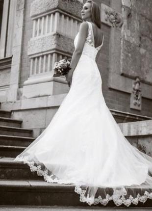 Вечерние/свадебное платье