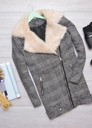 Пальто-косуха атм с шикарным мехом1