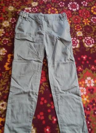 Стильные повседневные классические брюки