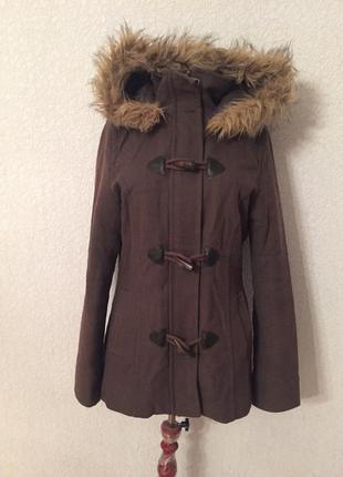 Дафлкот зимний! очень модный,тёплый!