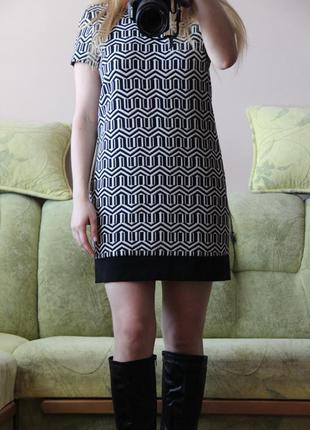 Платье прямого кроя dorothy perkins