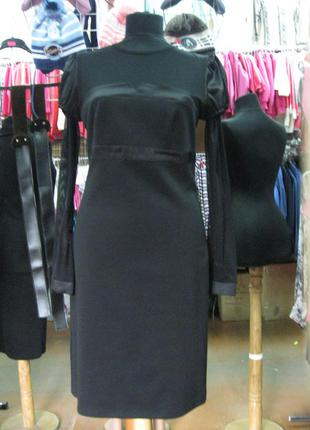 Элегантное платье по фигуре tell (украина)