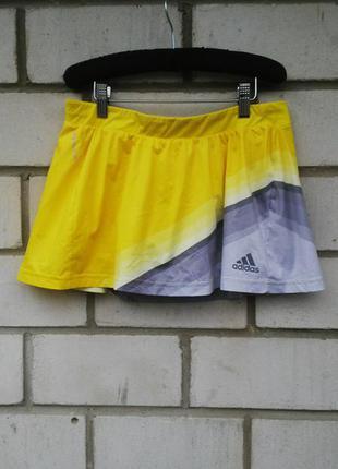 Спортивная юбка с шортиками adidas оригинал