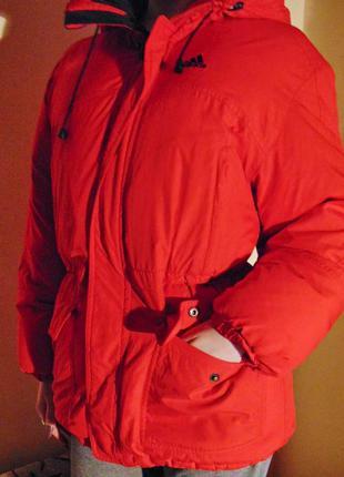 Зимння куртка adidas1