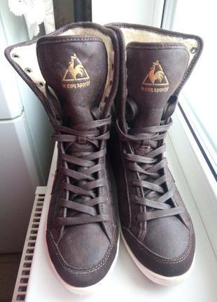 Ботиночки le cog sportif  40 размер