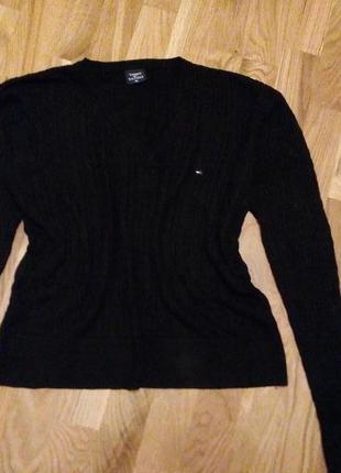 Фирменный свитер tommy hilfiger