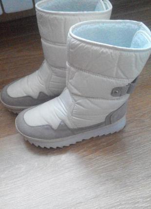 Сноубутсы дутики ботинки