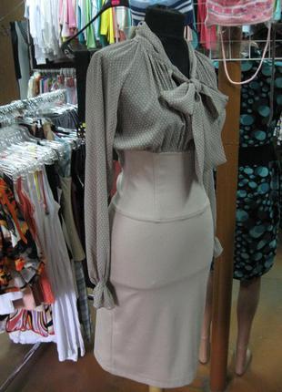 Женственное платье по фигуре tell (украина)