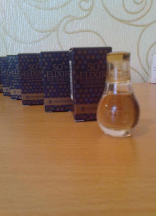 Парфюмированная вода so elixir bois sensuel мини 5 мл.