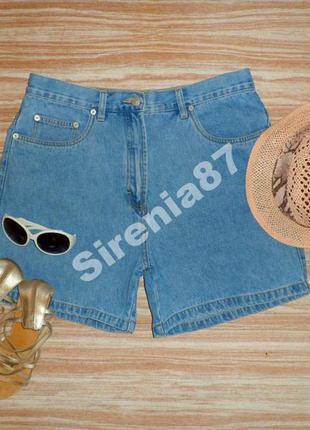 №253 стильные джинсовые шорты