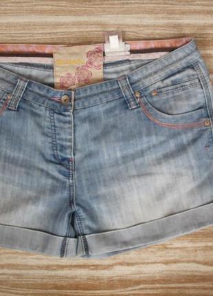 №211 джинсовые шорты