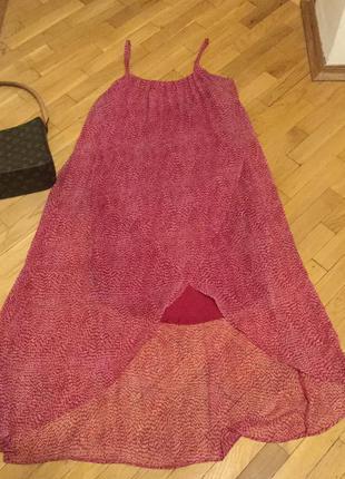 Легке воздушне плаття h&m