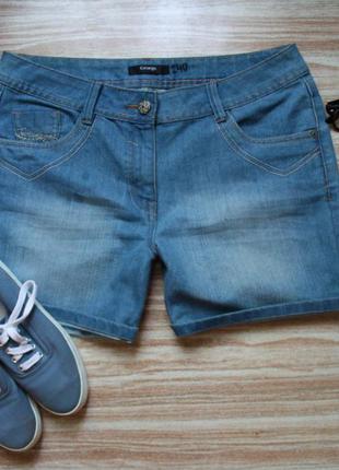 №240 джинсовые шорты