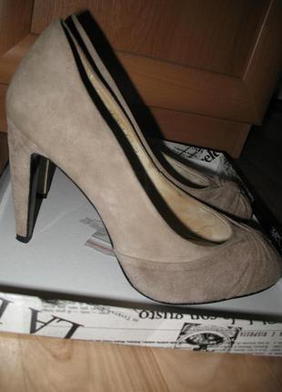 Женские туфли luciano carvari 38