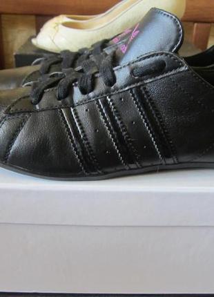 Кроссовки adidas оригинал, кожа